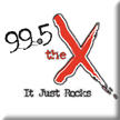 99.5 the X